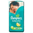 Pampers Baby Dry Size 3 Essential Pack (52 per pack) 2 for £8.00 @ Morrisons (online)