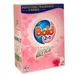 Bold 2in1 Detergent & Fabric Softener - Rose Blush & Peony 22 Washes (1.43 Kg) £2.99 at B&M