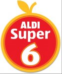 Aldi Super 6 Fruit & Vegetables Offers - 69p from 6th November - 19th November 2014... Royal Gala Apples (6-8); Conference Pears (6-8); Cocktail Vine Tomatoes (250g); Sweet Pointed Peppers (2); Large Flat Mushrooms; Persimmons (3)...