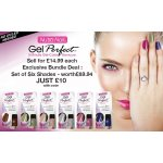 £89 nail polish set for £12.99 incl delivery @ halfpriceperfumes