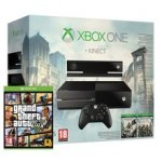 Xbox One Console with Kinect Inc Assassins Creed Unity and Assassins Creed 4 Black Flag + GTAV (xbox one edition) £399.85 @ Shopto.net