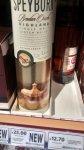 "Tesco: ""Speyburn Bradan Orach Single Malt Whisky"" highland single malt scotch whisky 70 cl - £25"