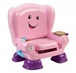 Fisher Price Smart Chair in pink or yellow £21.79  (free uk delivery) @ Amazon