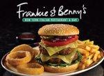 £10 off Frankie & Benny Food Bill. (No minimum spend) @ vouchercloud