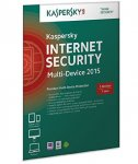 Kaspersky Internet Security 2015 Multi Device: 5 Device, 1 Year [FrustrationFree Packaging] (PC/Mac/Android) £24.99 @ AMAZON and FREE delevery