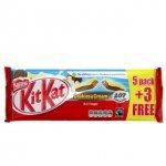Nestle KitKat Cookies and Cream 8 pack 99p @ B&M