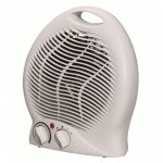 1-2KW Fan Heater for £7.99 with Free P&P. Same as Argos £11.99 heater @ eBay / ukelectronic13