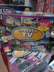 LOGO Best of TV and Movies Board Game £12.99 in store @ WH Smith