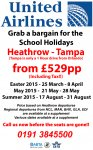 Florida School Holidays from £529 including tax!!