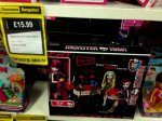 Monster high die-ner £15.99 @ clearance bargains Walsall