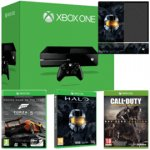 Xbox One (w/o Kinect) + Halo MCC and Skin + COD AW + Forza 5 - Now ONLINE £349.99 at Game