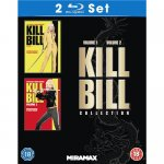 Kill Bill 1 & 2 Blu Ray collection £8.61 delivered sold by Zoverstocks @ Play.com
