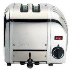 Dualit Stainless Steel 2 slice toaster £83.19 @ Amazon