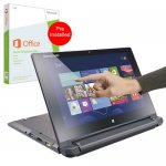 """Lenovo FLEX 10 10.1"""" TouchScreen Laptop with MS Office Dual Core 2GB 500GB W8 - £219.99 @ laptopoutletdirect eBay"""