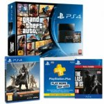 Sony PS4 With GTA V, Destiny, The last of us and 12 months ps plus! @ Game - £399.99