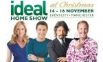 """1000 Free tickets ideal home show Manchester on 14-16th nov - code : """"XMAS"""""""