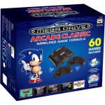 SEGA Megadrive Wireless Games Console [60 games] £29.99 possible further £6 off with codes £23.99 @ argos