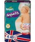 Pampers Nappies Sizes 4,5 & 6 scanning instore at £3 Asda