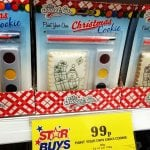xmas cookie £0.99 from Home Bargains