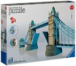 Ravensburger London Tower Bridge Building 3d Puzzle (216 Pieces) £18.16 @ Amazon