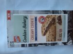 Creamy Cookies - Home bargains - £0.39p