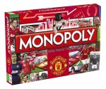 Manchester United Football Monopoly board game From Amazon 42% OFF!! £24.99