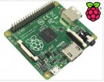 New Raspberry Pi Model A+ (released today).. smallest of all RPi with a new lowest price of £16.84 @ CPC