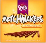 Quality Street Matchmakers - Yummy Honeycomb / Cool Mint / Zingy Orange / (130g) was £2.00 now £1.00 @ Morrisons