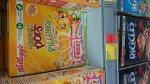 Kelloggs honey pops pillows £1.00 @ Asda Denaby