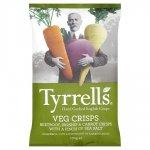 Tyrrells Vegetable Crisps 150g for £1 @ Tesco in store £1.99 online