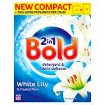 Bold 2 in 1 Washing Powder 40 Washes - £4 at Tesco