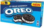 Oreo Ice Cream Sandwich (6 x 55ml) was £2.99 now £1.99 @ Waitrose
