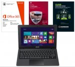 "£279.98 @ Currys - ASUS 11.6"" Laptop with Office 365 Personal & Cloud Storage Backup Service & LiveSafe 2015"