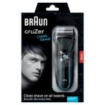 Braun shavers half price AND in Clubcard boost too £7.70 @ Tesco Direct