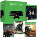 Xbox One Console With Halo: MCC, CoD: AW, Forza 5 GOTY Download and Choice of Either Titanfall, Transformers, LEGO Marvel or Spider Man 2 £359.99 Delivered @ GAME
