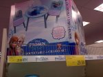 Disney Frozen set or round table and 2 chairs for £29.99 @ B&M