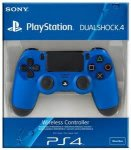 Sony Playstation 4 Controller Wave Blue £35.98 + FREE Delivery @ zavvi