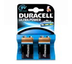 DURACELL 6LR61/MX1604 Ultra Power 9V Alkaline Batteries 97p at pc world