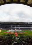 Win 1 of 2 pairs of tickets to watch England v Samoa in the 2014 QBE Internationals @ Sky Sports