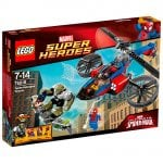 Lego 76016 Spider Helicopter Rescue £26.79 RRP £44.99 John Lewis Free