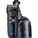 Braun series 3 shaver with cleaning system £59.49 @ Argos
