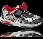 Minnie Mouse Strap Trainers £8.99 Down From £17.99 Free Delivery @  deichmann shoes