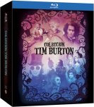The Tim Burton Collection on Blu Ray @ The Entertainment Store Ebay for £12.99 or £9.99 on DVD (8 disc)