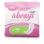 Always With Silk Ultra Normal, 14 Towels, £1.18 delivered @ Chemist direct