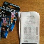 Duracell Ultra Power - Buy 2 get 1 free - £4.80 instore @ Waitrose
