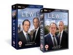 Win 1 of 5, Lewis Series 8 & The Complete Series 1-8 Collection on DVD & DOWNLOAD-TO-OWN @ Heatworld