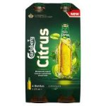 Carlsberg Citrus 4pk £1 at Iceland