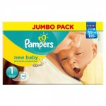 Pampers nappies - cheap in Tesco: 2 for £15