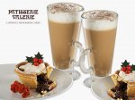Festive Mince Pies and Drinks at Patisserie Valerie for Two People £5 @ Amazon Local