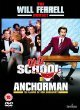 will ferrell: Anchorman / Old School [2 DVD set] used VG zoverstocks @ amazon for £1.27